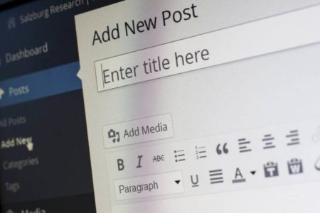 WordPress Me New Post Kaise Likhe | वर्डप्रेस में न्यू पोस्ट कैसे लिखे
