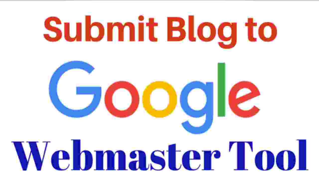 Blog/Website Google Webmaster Tool Me Submit Kaise Kre.