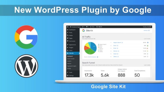 Google Site Kit Plugin