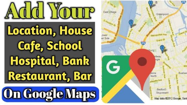 Google Map Me Apna Address Kaise Dale